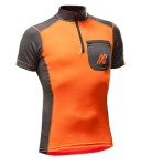 AX-Men Funktionsshirt Kurz orange